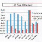 Иванова М.Е. Ядерная аггрегация генов обонятельных рецепторов управляет их моногенной экспрессией (Nuclear Aggregation of Olfactory Receptor Genes Governs Their Monogenic Expression), www.organum-visus.com, пояснения в тексте. 5E